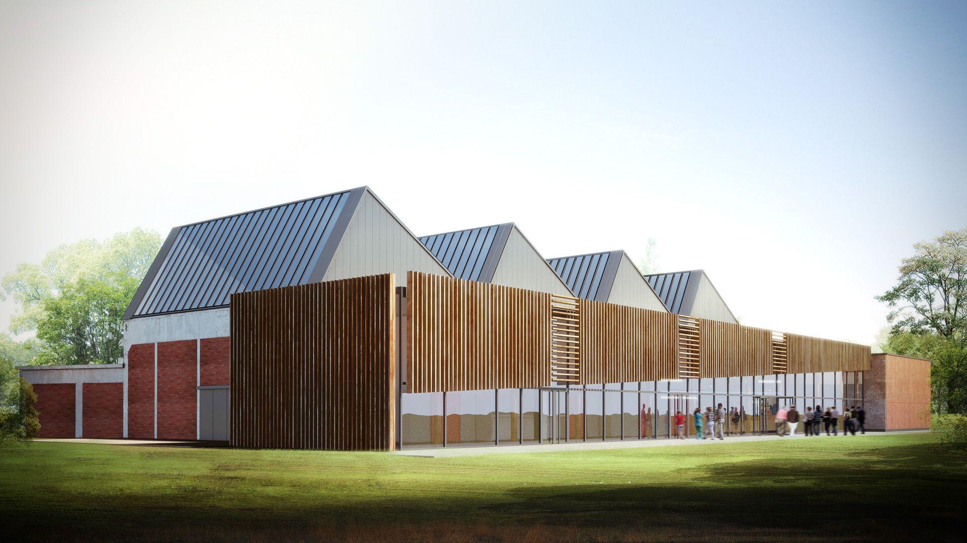 Architecture Concours Beauvais