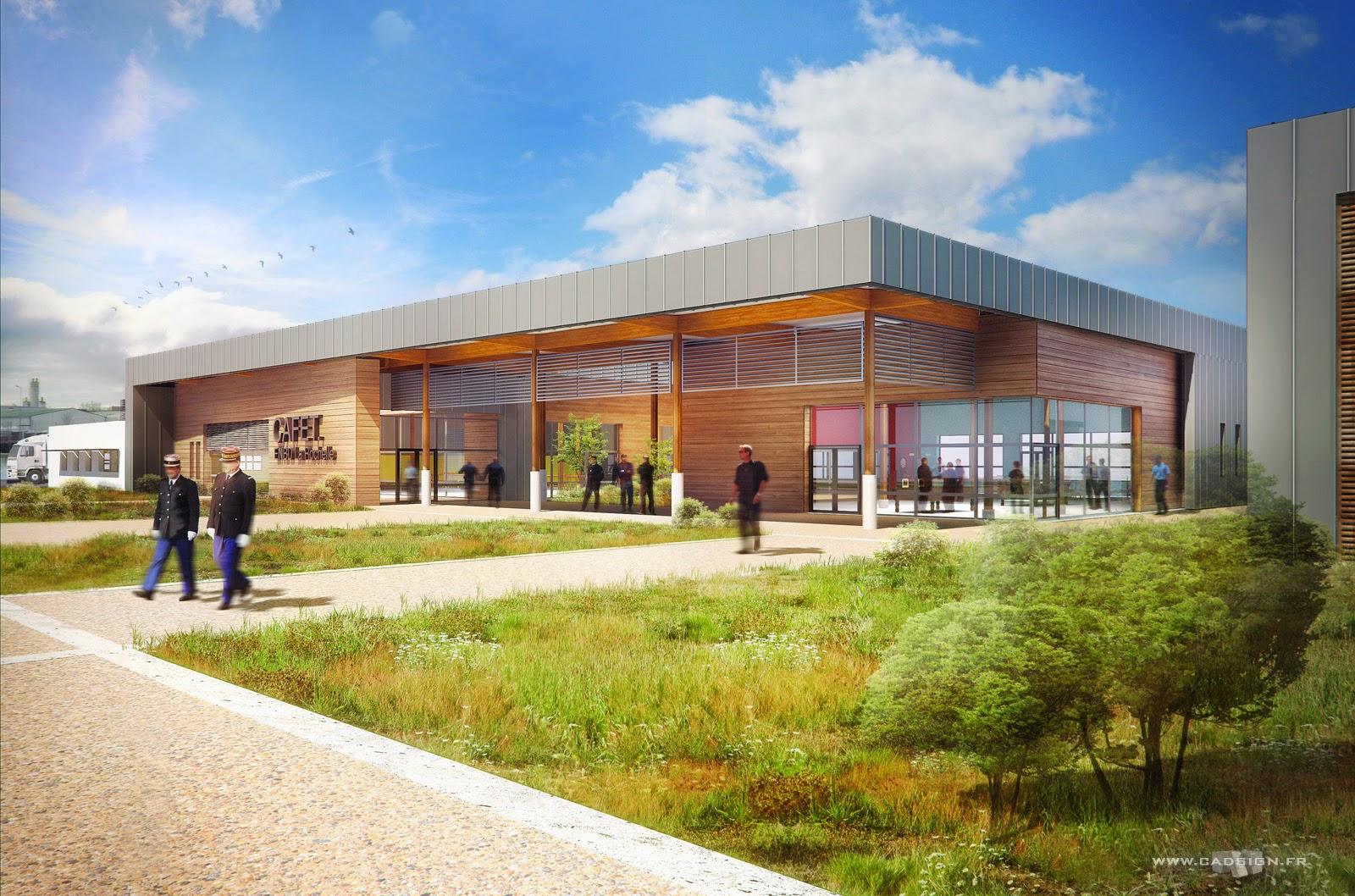 Architecture Ecoles des douanes