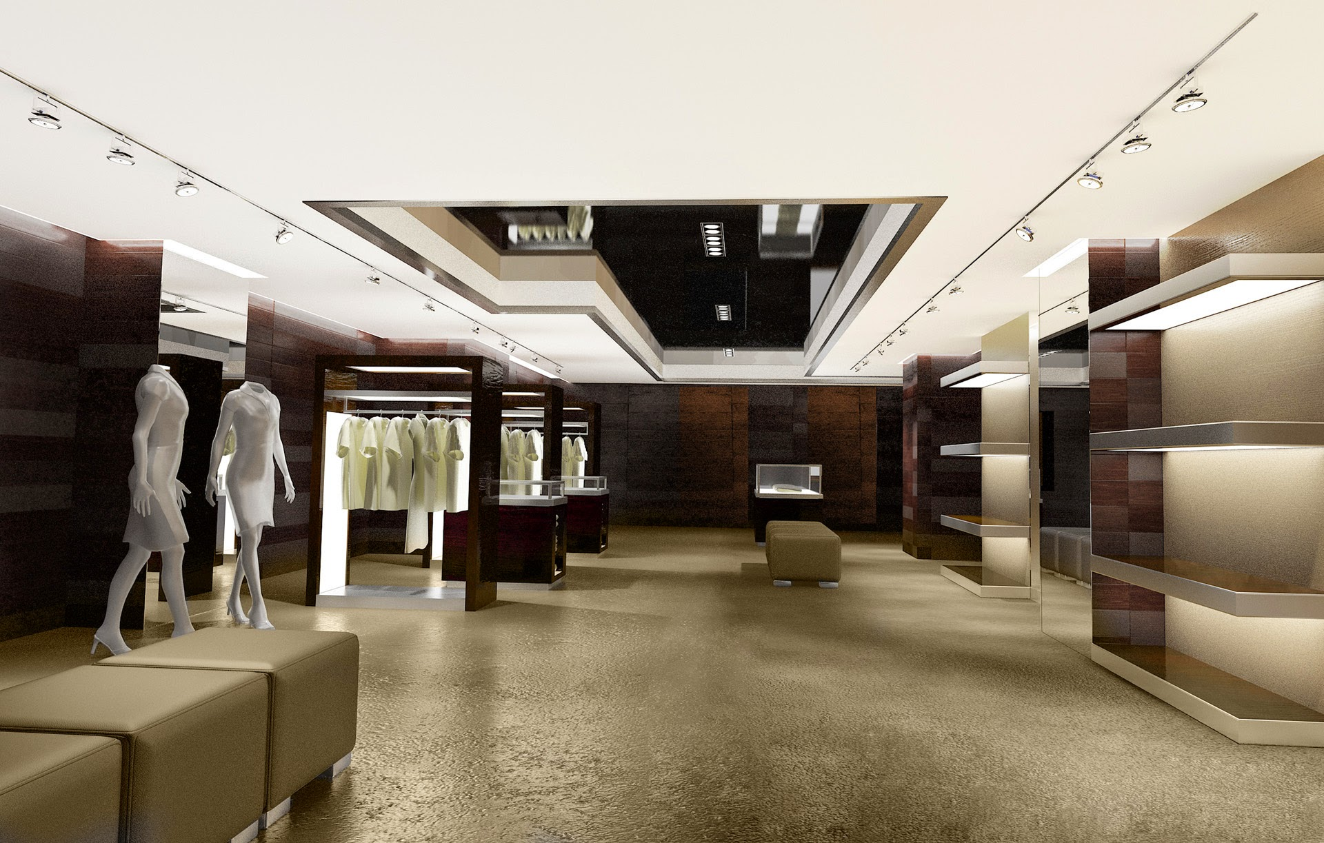 Concept Store 3D Nice