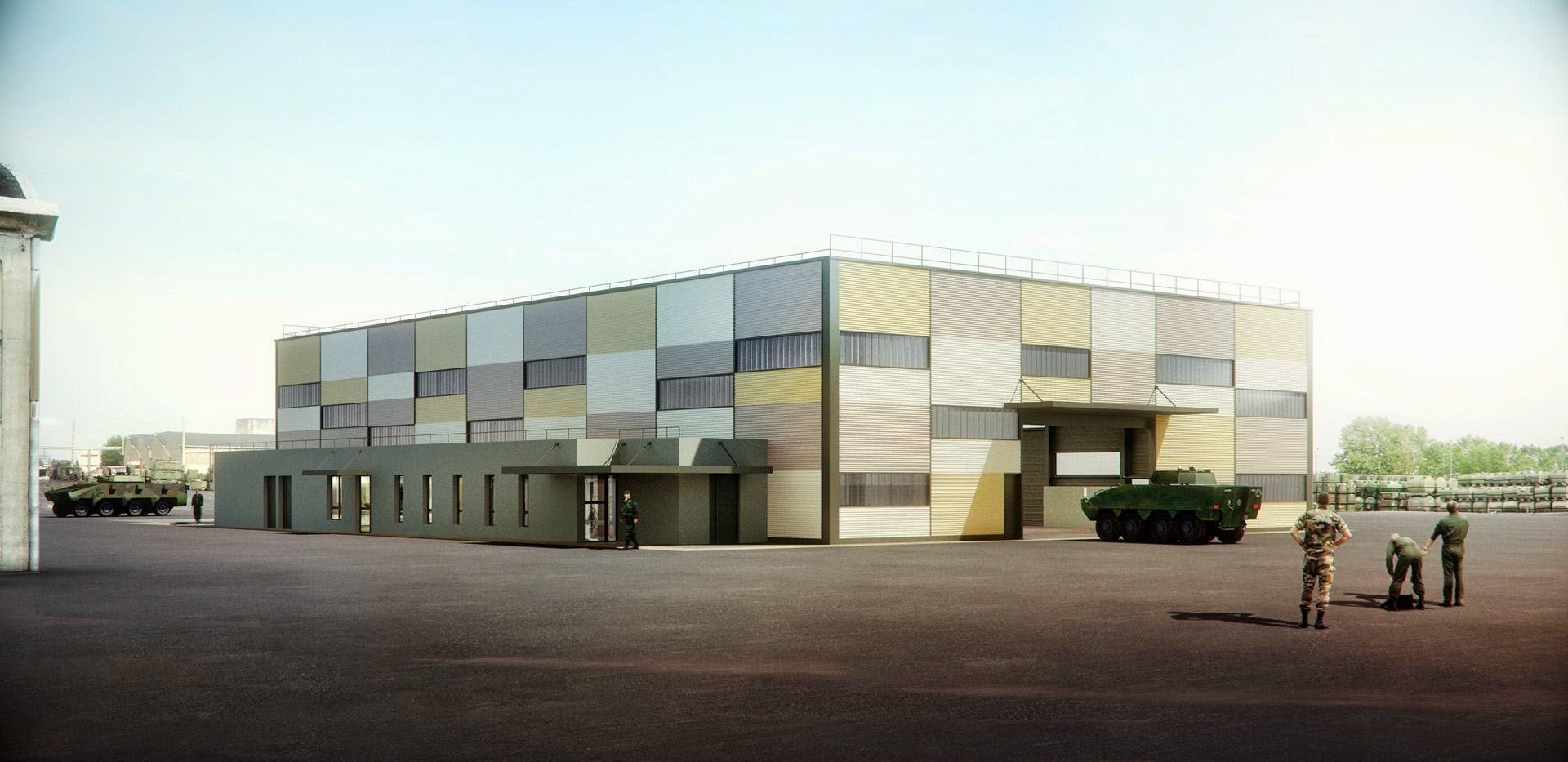 Concours Atelier Grenaillage Auvergne