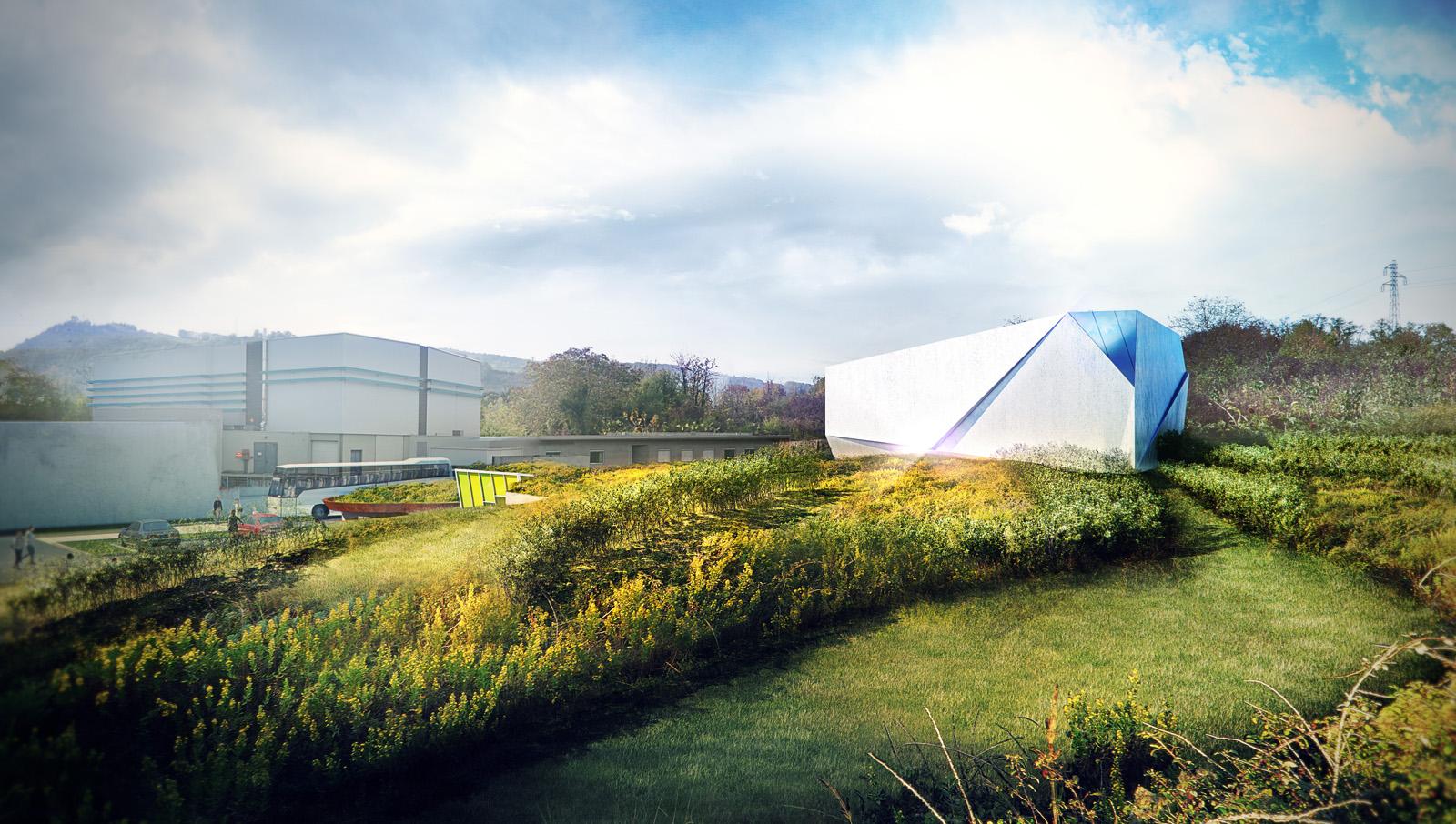 Image de concours pour l'architecture Prestations et services de l'agence CADSIGN
