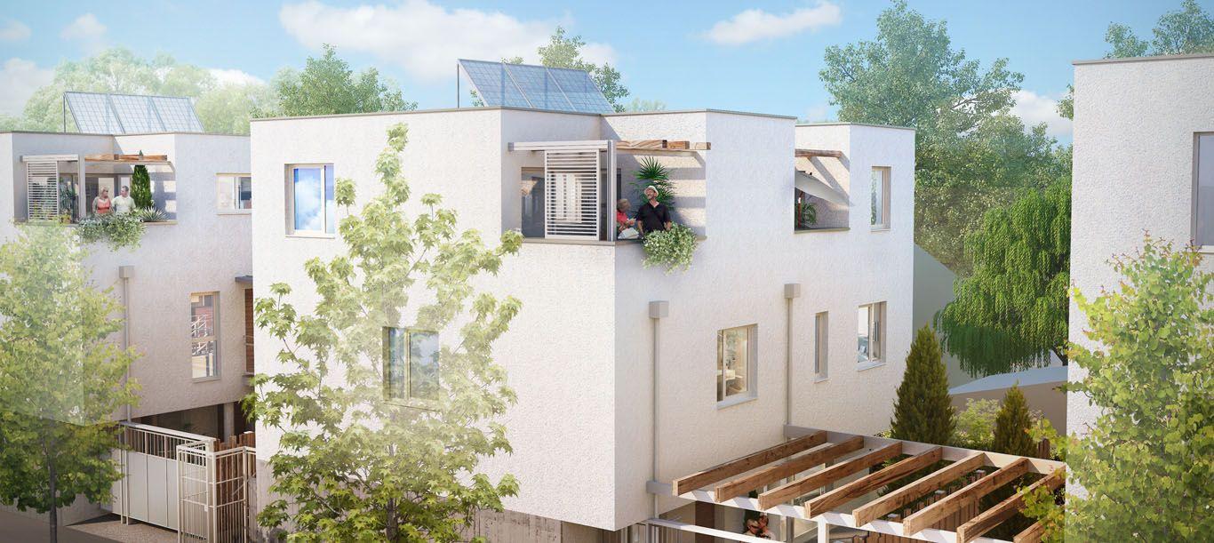 Visite virtuelle 360° architecture Résidence Gabriel