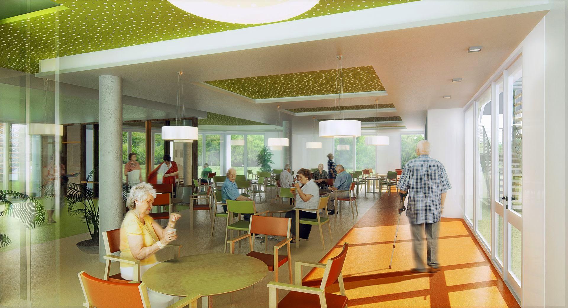 EHPAD Veyre Monton salle à manger 23-01-13