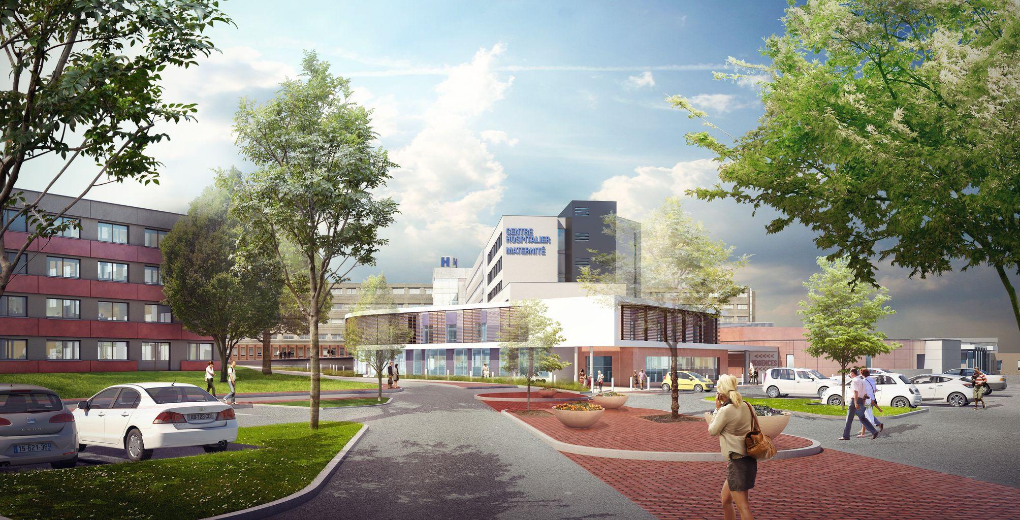 Centre hospitalier de Tourcoing